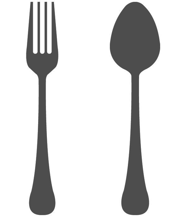 Spoon and fork clipart image transparent stock Spoon and fork clipart 2 - Cliparting.com image transparent stock