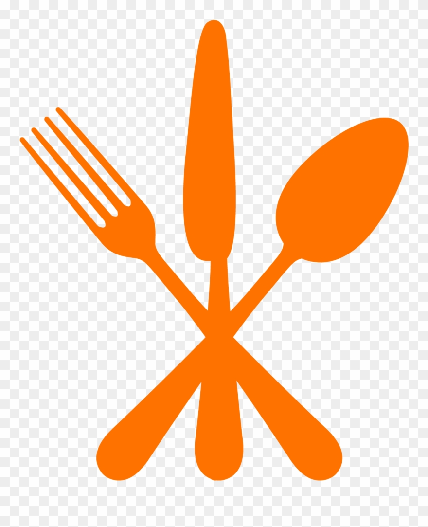 Spoon fork knife cliparts clipart library download Dining - Fork Spoon Knife Clipart - Png Download (#813068 ... clipart library download