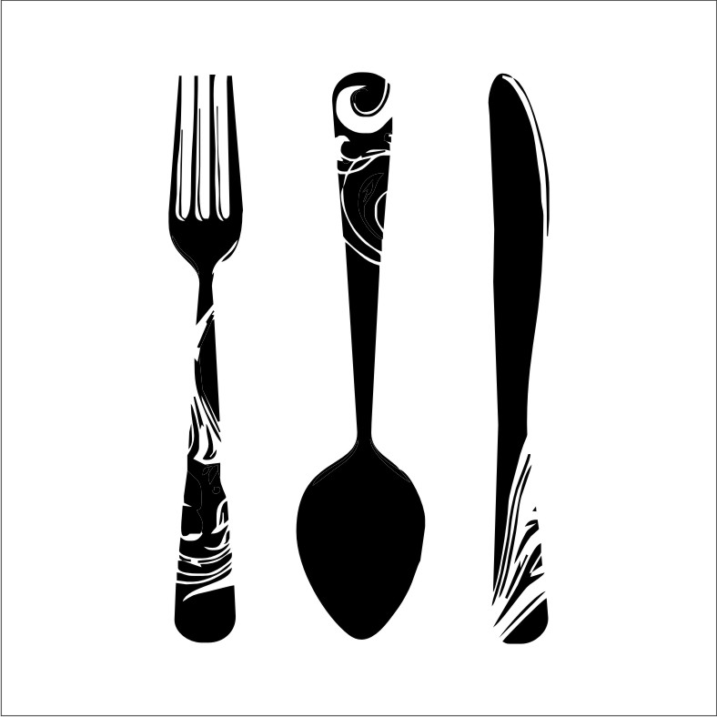 Spoon fork knife cliparts vector free download Free Spoon Fork Cliparts, Download Free Clip Art, Free Clip ... vector free download