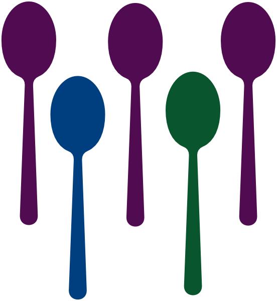 Spoons clipart clip art free download Spoons Clip Art at Clker.com - vector clip art online ... clip art free download
