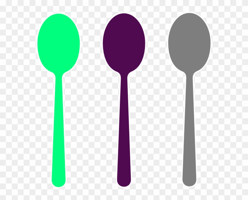 Spoons clipart clip freeuse library Spoon Clipart Svg - Two Spoons Clipart Png, Transparent Png ... clip freeuse library