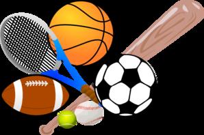 Sport cliparts clip black and white Free Sports Clip Art Pictures - Clipartix clip black and white