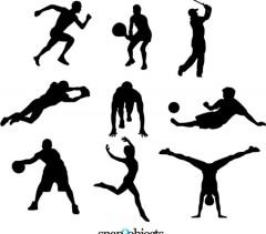 Sport cliparts clip transparent Free Sports Clip Art Pictures - Clipartix clip transparent