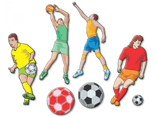 Sport cliparts graphic freeuse library Sports Clipart Black And White | Clipart Panda - Free Clipart Images graphic freeuse library