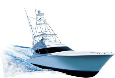 Sport fishing boat clipart free library Pin by Spirit Graphix on Sportfishing Boats | Sport fishing ... free library