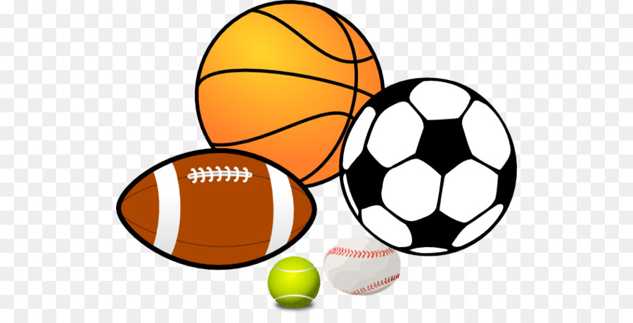 Sport team cliparts png black and white library Football Cartoon png download - 570*447 - Free Transparent ... png black and white library
