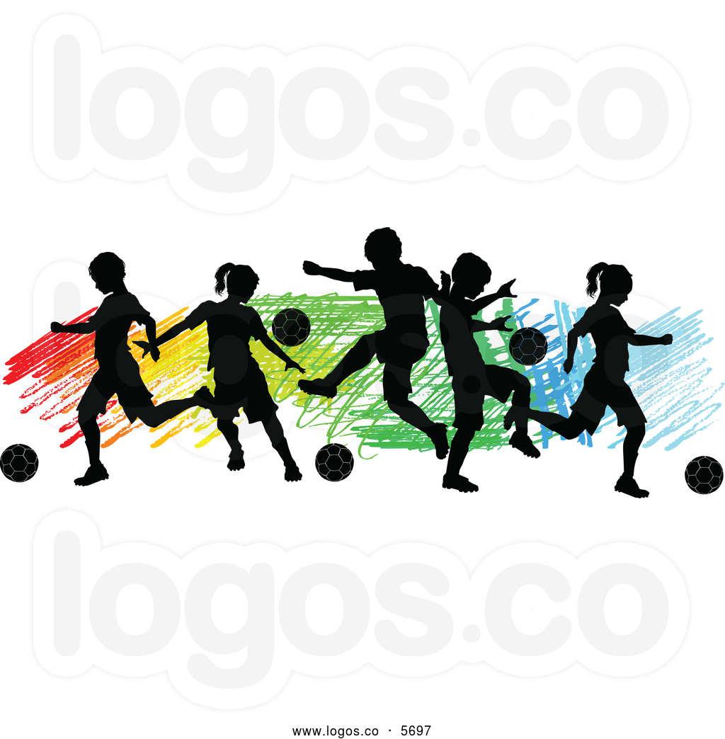Sport team cliparts clipart black and white stock Soccer Team Clipart | Free download best Soccer Team Clipart ... clipart black and white stock