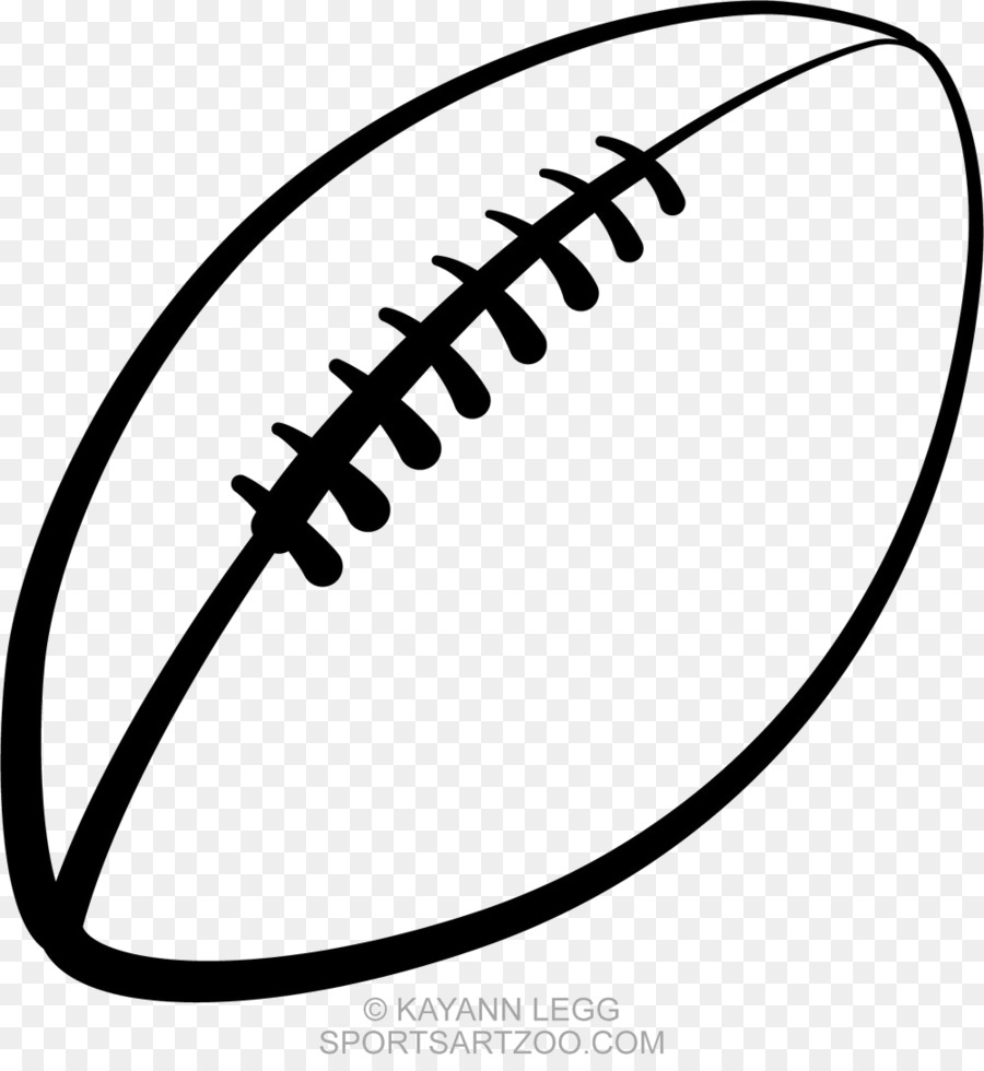 Sports black and white clipart picture black and white download American Football Background png download - 1000*1082 - Free ... picture black and white download