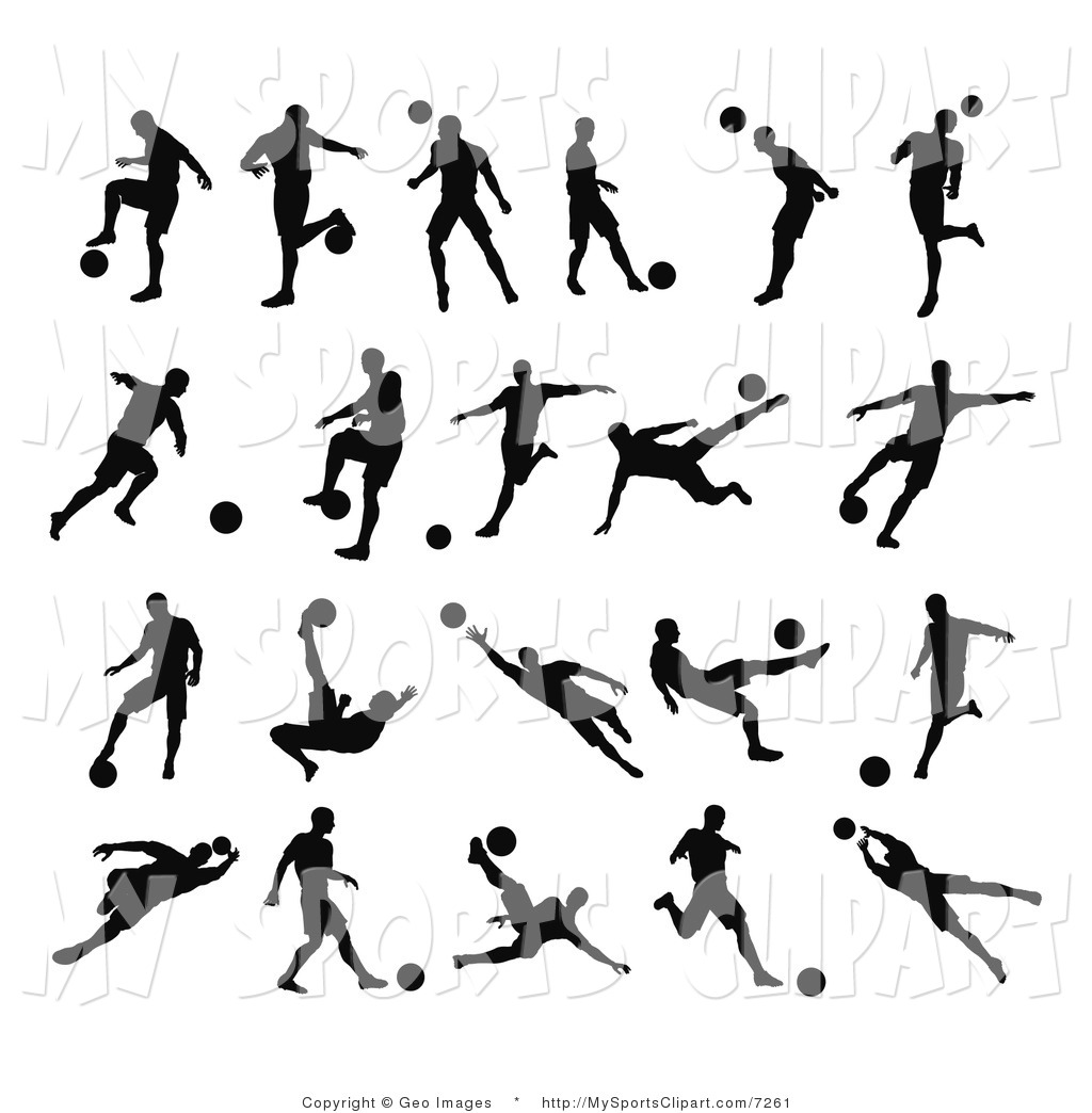 Sports black and white clipart jpg transparent library Sports Clipart Black And White | Clipart Panda - Free ... jpg transparent library