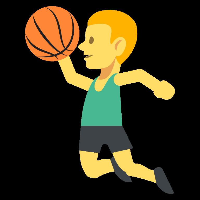 Sports clipart volley ball basketball jpg royalty free File:Emojione 26F9.svg - Wikimedia Commons jpg royalty free