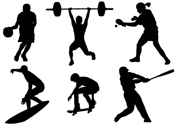Sports cliparts free download svg library download Free Sports Vector   Free Download Clip Art   Free Clip Art   on ... svg library download