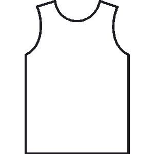 Sports jersey clipart black and white clip art freeuse library 34 Awesome Basketball Jerseys Clipart | Basketball Jersey ... clip art freeuse library