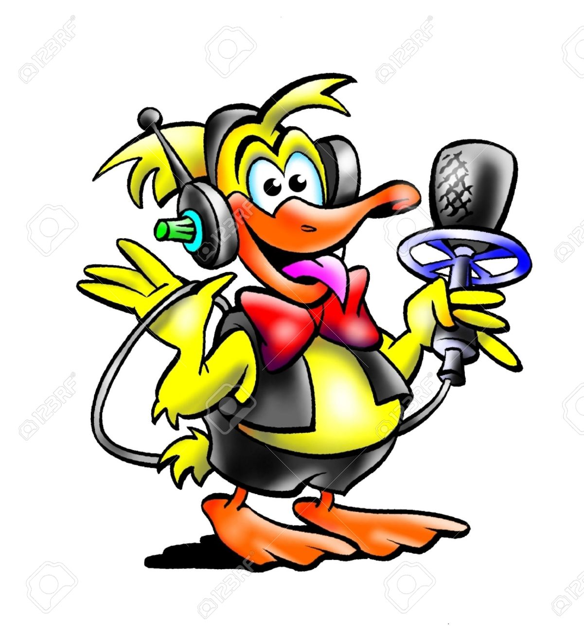 Sports radio clipart picture royalty free clipart radio: Duck Sports | Clipart Panda - Free Clipart Images picture royalty free