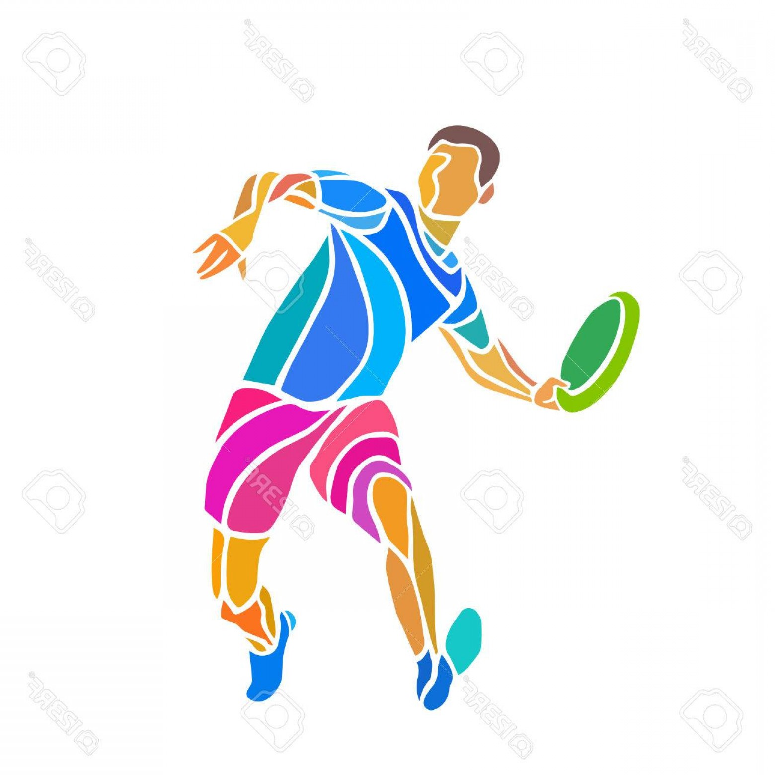 Sportsman clipart png library library Popular Sports Clip Art Vector | SOIDERGI png library library