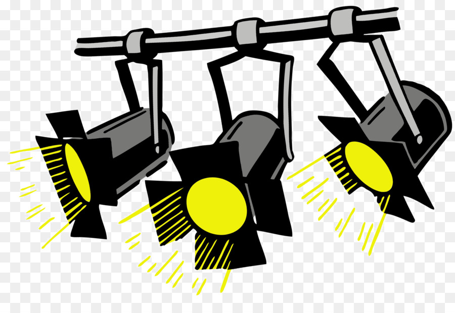 Spotlight logo clipart jpg download Yellow Light clipart - Spotlight, Stage, Theatre ... jpg download