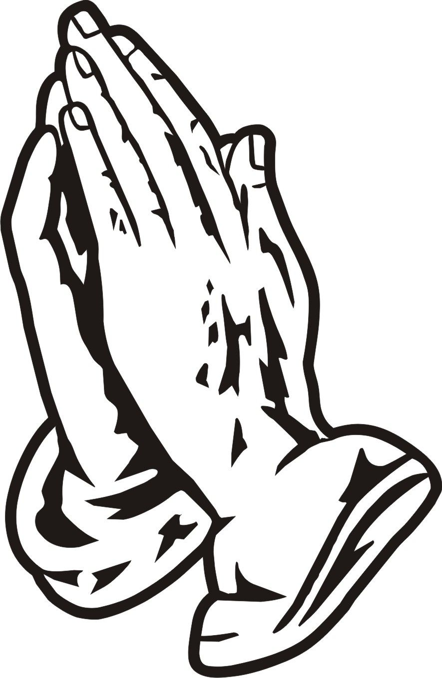 Spray and pray clipart picture transparent library Black Praying Hands Clipart   Clipart Panda - Free Clipart ... picture transparent library