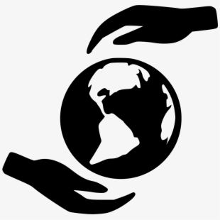 Spread the word clipart black & white free download Spread The Word, Start A Movement, Save Our Planet - Circle ... free download
