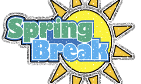 Spring break clipart animated graphic freeuse library Free Spring Break Cliparts, Download Free Clip Art, Free ... graphic freeuse library
