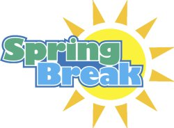 Spring break clipart animated jpg download Spring Break - No School | Ed Pastor Elementary School jpg download