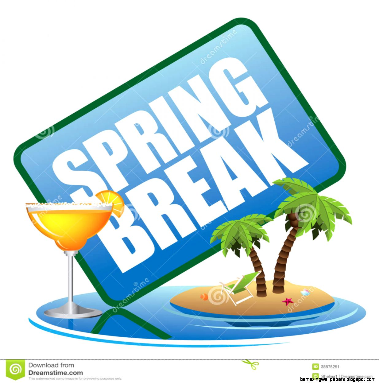 Spring break clipart animated banner free library Spring break animated amazing wallpapers - Clipartable.com banner free library