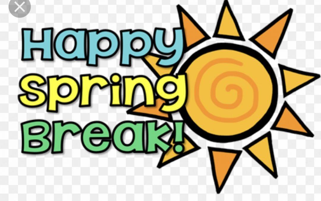 Spring break countdown clipart jpg black and white library Countdown to Spring Break 2019   LiveCountdown jpg black and white library