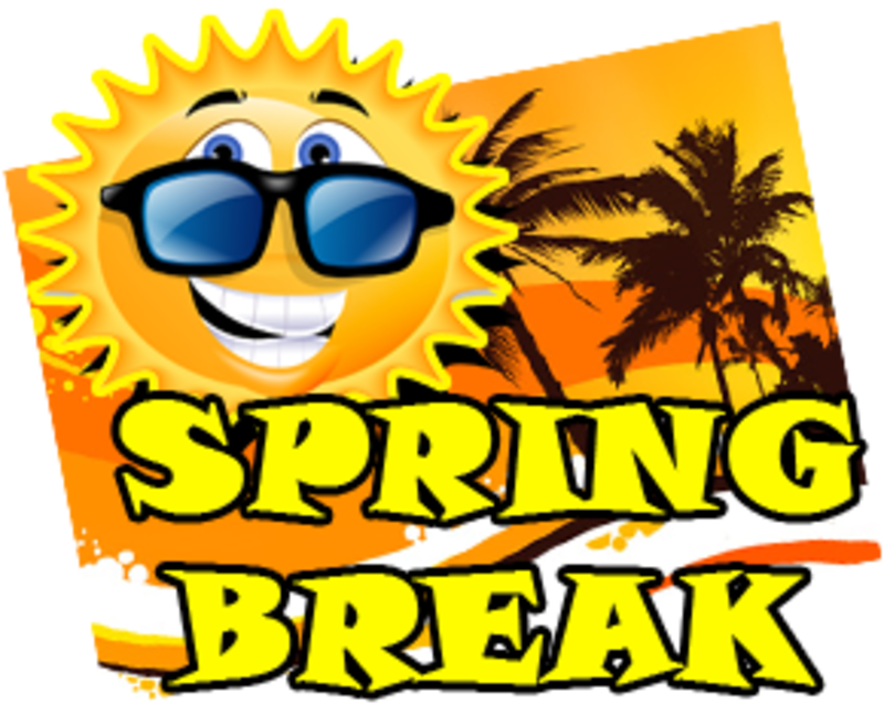 Spring break countdown clipart clipart free Free Spring Break Cliparts, Download Free Clip Art, Free ... clipart free