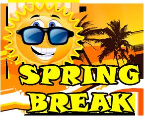 Spring break graphics clipart jpg royalty free stock 38+ Spring Break Clip Art | ClipartLook jpg royalty free stock