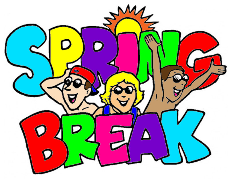 Spring break graphics clipart svg royalty free library Free Spring Break Cliparts, Download Free Clip Art, Free ... svg royalty free library