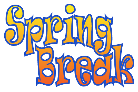 Spring break graphics clipart banner freeuse library Spring Background clipart - Graphics, Illustration, Text ... banner freeuse library
