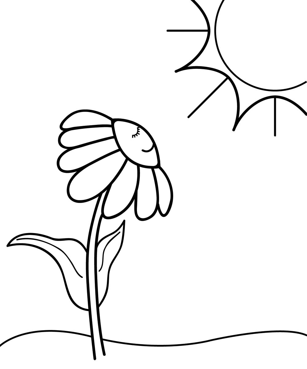Spring clipart black and white free jpg library Spring clipart black and white free 2 » Clipart Portal jpg library