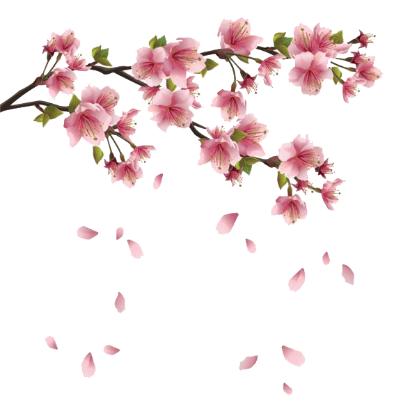 Spring flower clipart transparent jpg royalty free Spring Flowers Branches transparent PNG - StickPNG jpg royalty free