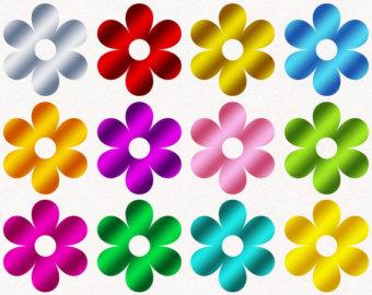 Spring flower clipart png vector transparent stock Spring Flowers Clip Art Png   Clipart Panda - Free Clipart Images vector transparent stock