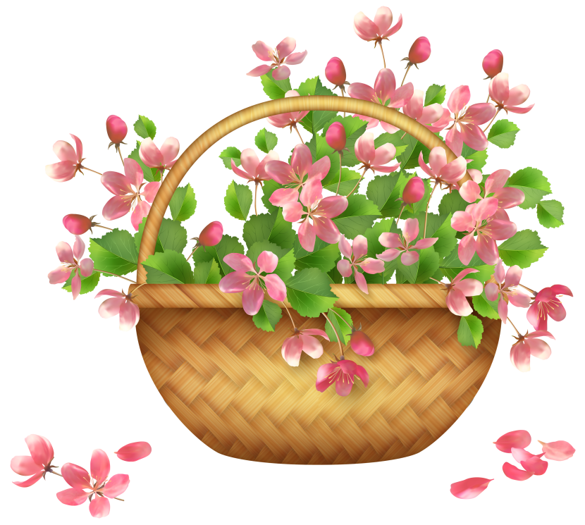 Spring flower clipart png picture library stock Free Clipart Spring Flowers   Chadholtz picture library stock
