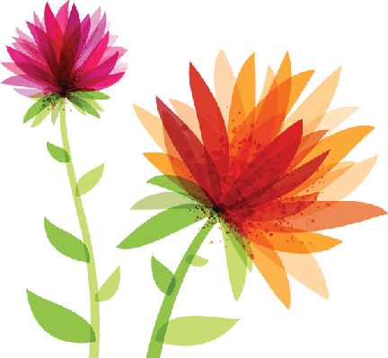 Spring flower clipart png svg freeuse library Spring Flowers   Clipart   The Arts   Media Gallery   PBS ... svg freeuse library