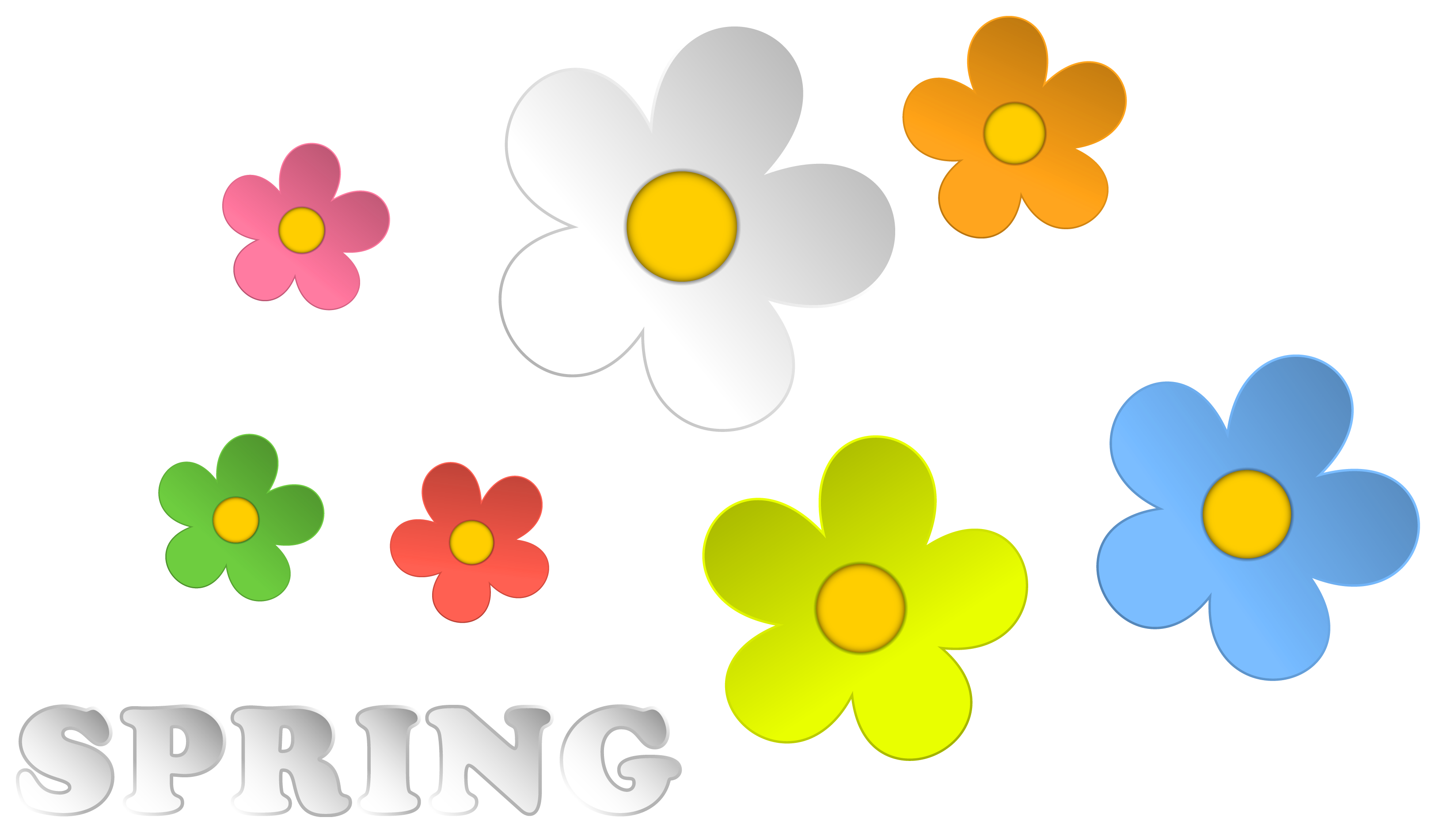Free photos spring flowers clip art library download Spring flower clipart png - ClipartFest clip art library download