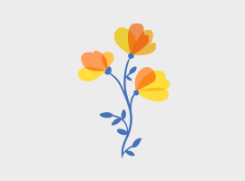 Spring flowers graphics jpg library stock Free Flower Vector Graphics jpg library stock