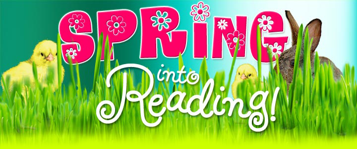 Spring into reading clipart jpg free Spring Into Reading! | Friends of Peabody Elementary jpg free