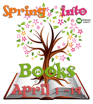 Spring into reading clipart png transparent library Spring Into Books Giveaway: $10 Amazon Gift Card - Pretty ... png transparent library