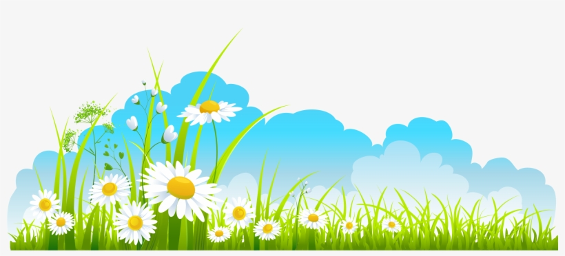 Spring season clipart png with background banner transparent library Garden Clipart Background Png - Spring Time Clip Art PNG ... banner transparent library