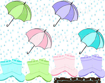 Spring showers clipart banner free library Spring Showers Clipart - Clipart Kid banner free library