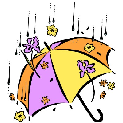 Spring showers clipart transparent library In A Perfect World...: April Showers transparent library