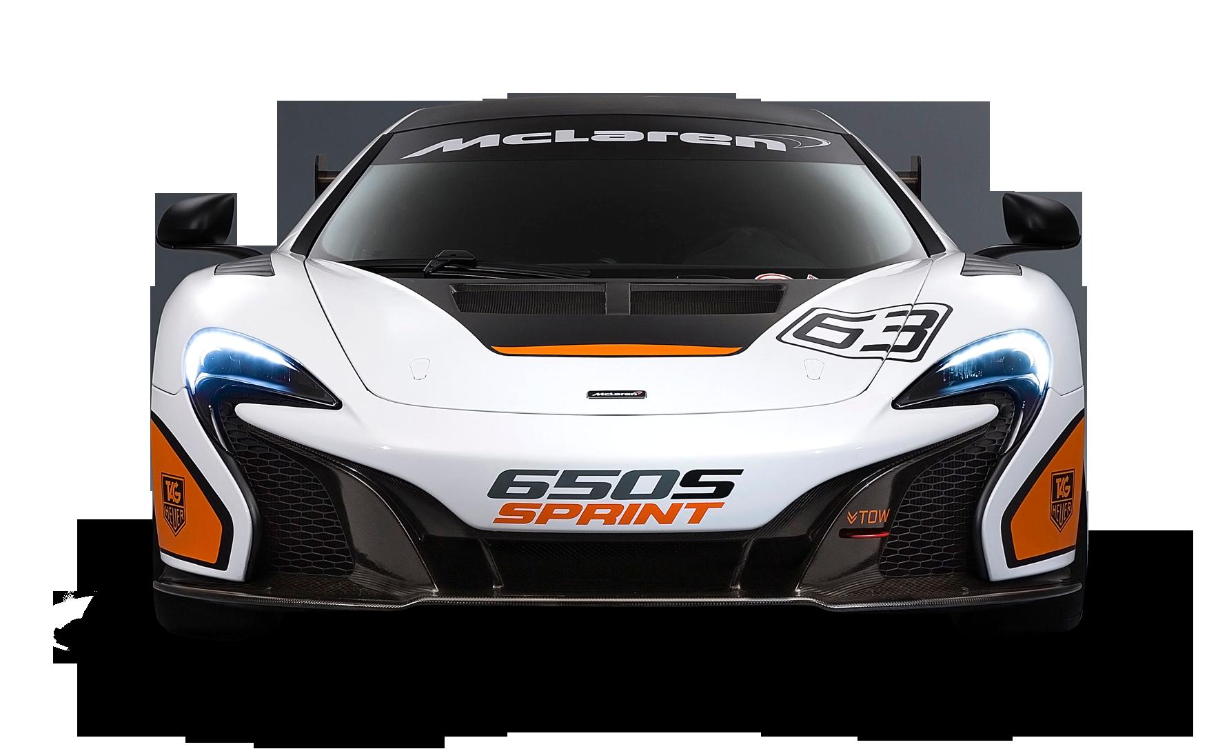 Sprint car racing clipart svg free download White McLaren 650S Sprint Car PNG Image - PurePNG | Free transparent ... svg free download