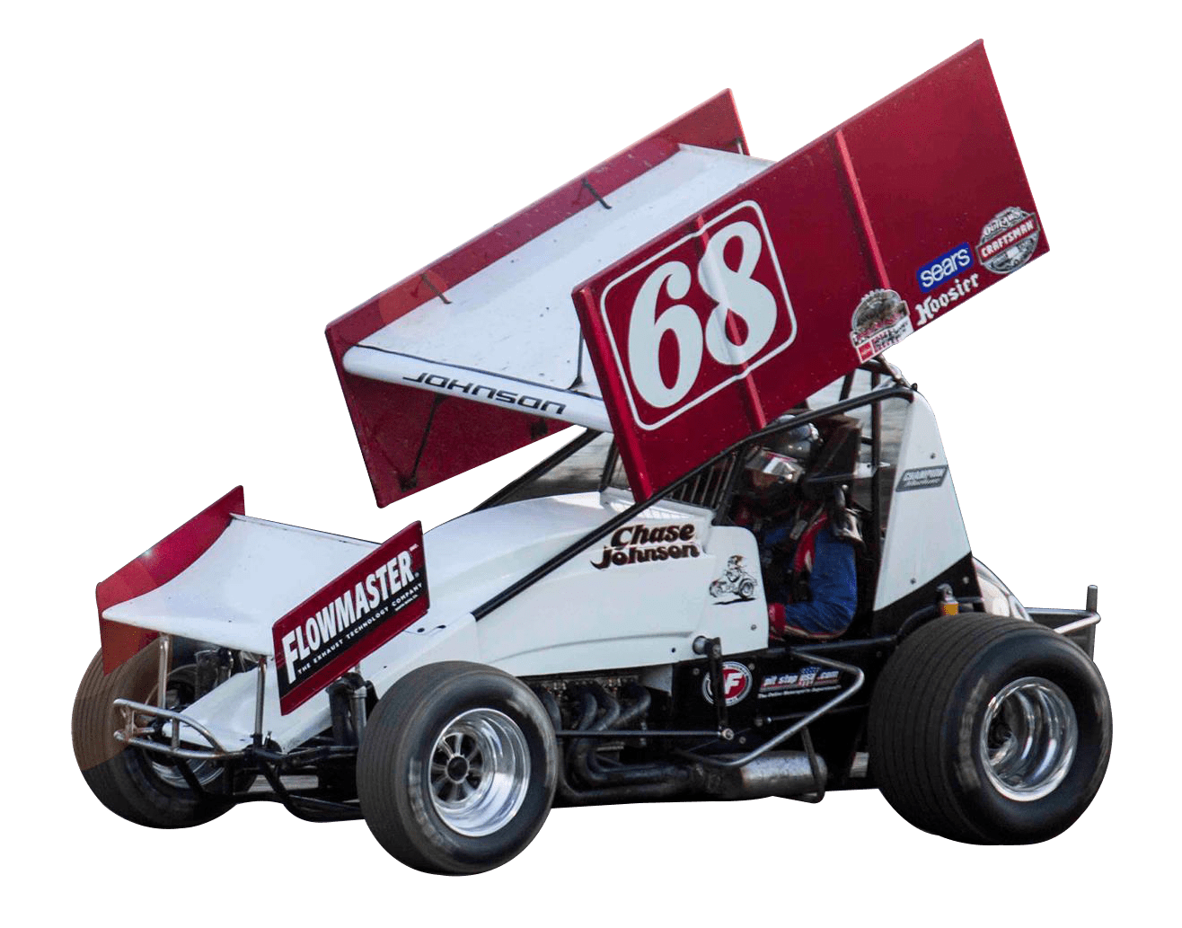 Wingless sprint car clipart clipart free Sprint Car Racing PNG File   PNG Mart clipart free
