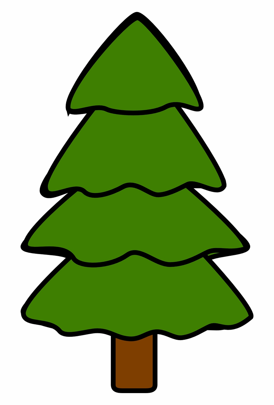 Spruce clipart png transparent library Tree Fir Pine Spruce Nature Png Image - Clip Art Fir Tree ... png transparent library