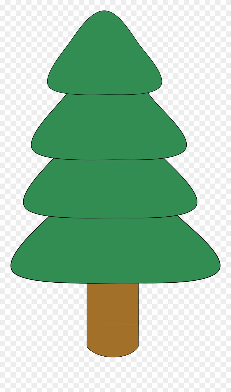 Spruce clipart vector Computer Icons Christmas Tree Spruce Download - Clipart ... vector