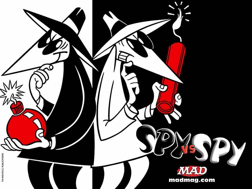 Spy vs spy clipart freeuse download Image - Spy vs spy.jpg | Simpsons Wiki | Fandom powered by Wikia freeuse download