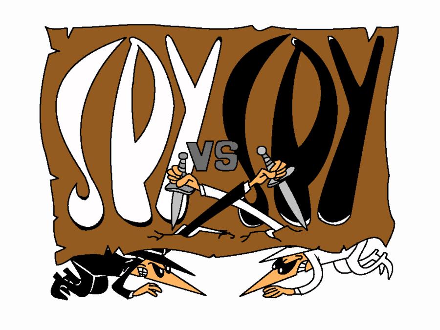 Spy vs spy clipart graphic freeuse download Spy vs Spy favourites by AnimeVideoGamesFan37 on DeviantArt graphic freeuse download