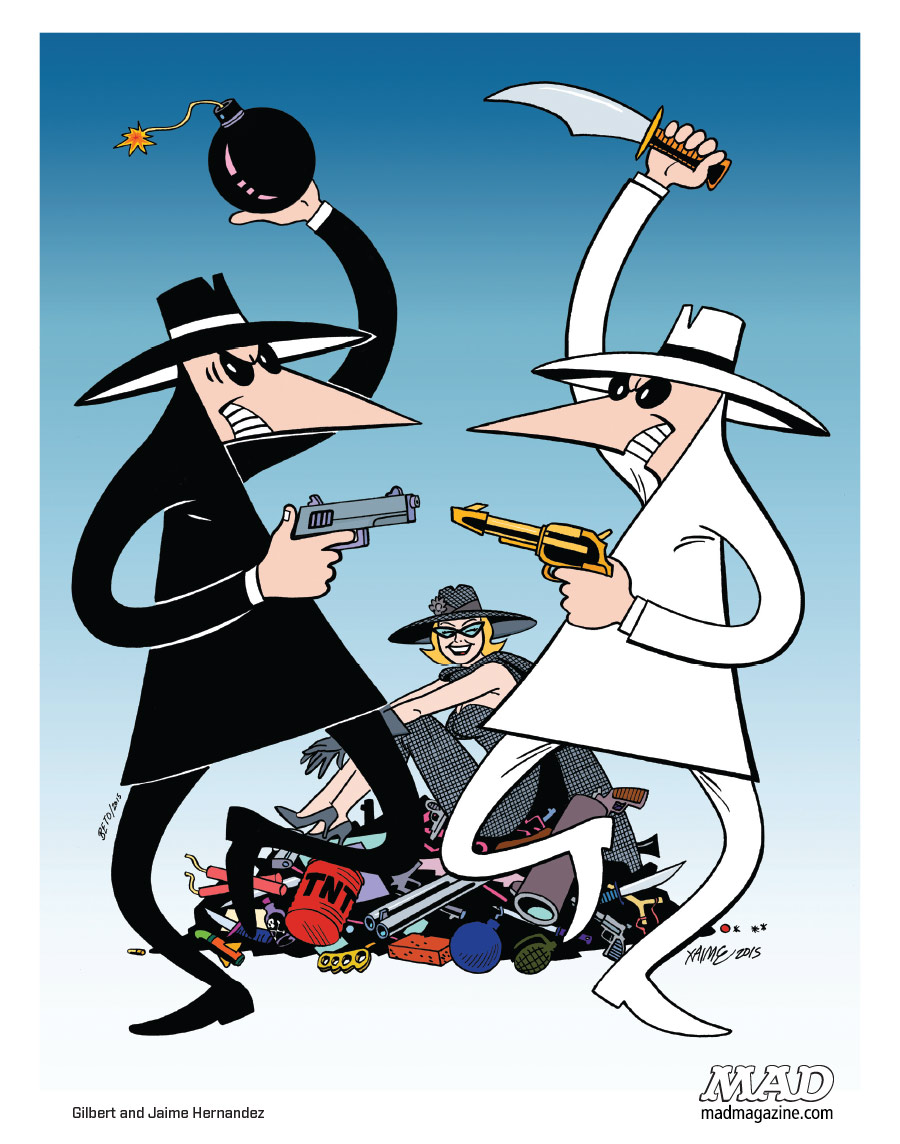 Spy vs spy clipart clipart free stock On Sale Now —