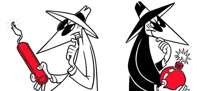 Spy vs spy clipart jpg download Spy vs Spy Tea jpg download
