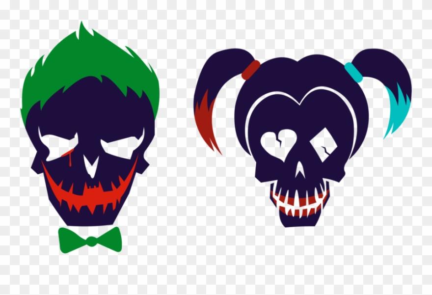 Squad logo clipart clip transparent library Joker Stickers Suicide Squad Clipart (#826561) - PinClipart clip transparent library